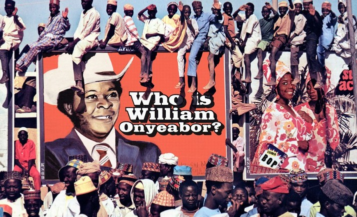 Every Song by Nigerian Funk Musician William Onyeabor Is Better Than the Last