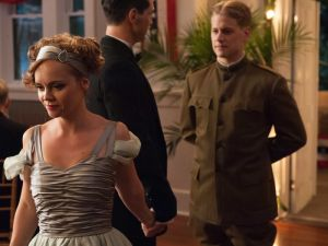 Zelda (Christina Ricci) turns her back on destiny in Z. (Amazon)