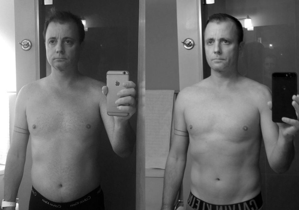 60 Days of Yoga: A Before and After Look at How I Changed My Life (So Far)