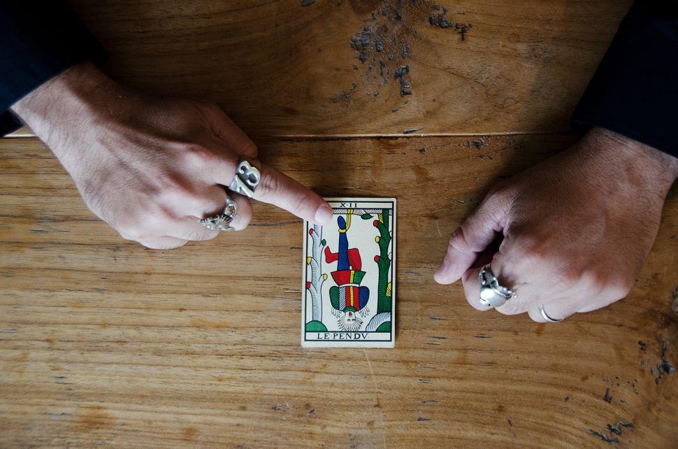 Tarot Historian Enrique Enriquez Played His Cards Right