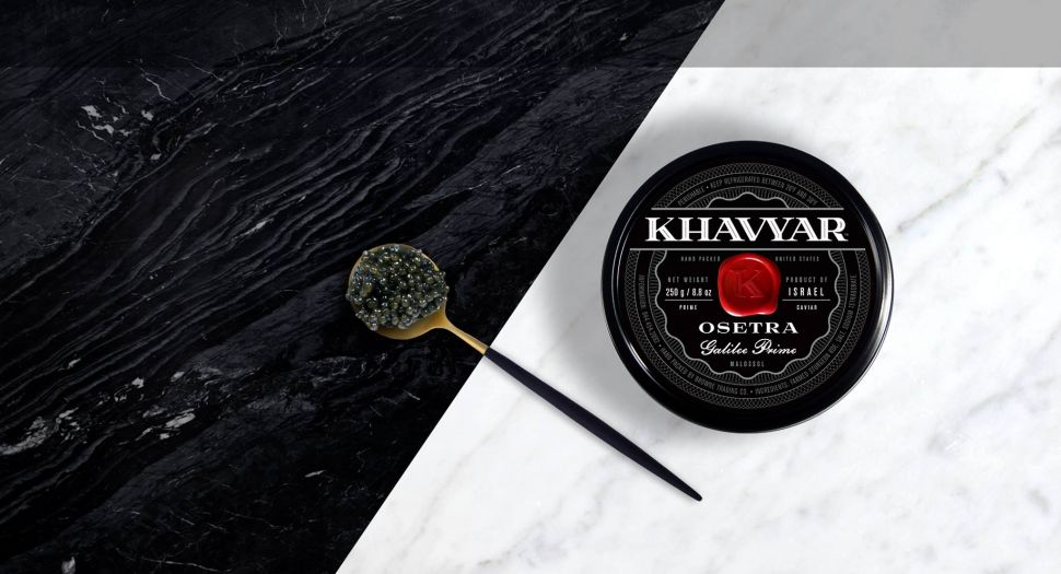 Good News: You Can Now Order Caviar Online
