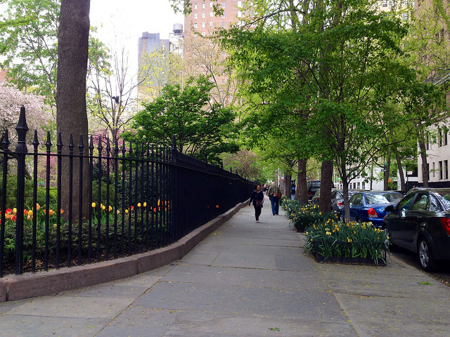 On the Market: Gramercy Park Open to All Christmas Eve; 2015 One of Hottest Years