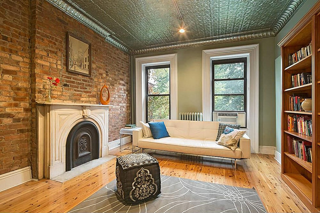 On the Market: The Allure of a Wood-Burning Fireplace; Trash Bins Get a Makeover
