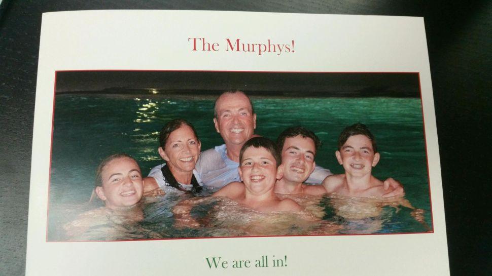 """Murphy: 'All in!"""""""