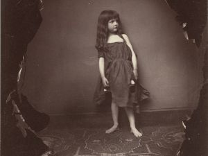 """""""The Prettiest Doll in the World"""", July 5, 1870. Alexandra """"Xie"""" Rhoda Kitchin. (Photo: Courtesy The Metropolitan Museum of Art, New York, Gilman Collection, Purchase; Mr. and Mrs. Henry R. Kravis)"""