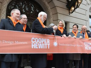 <> at Cooper Hewitt, Smithsonian Design Museum on December 12, 2014 in New York City.