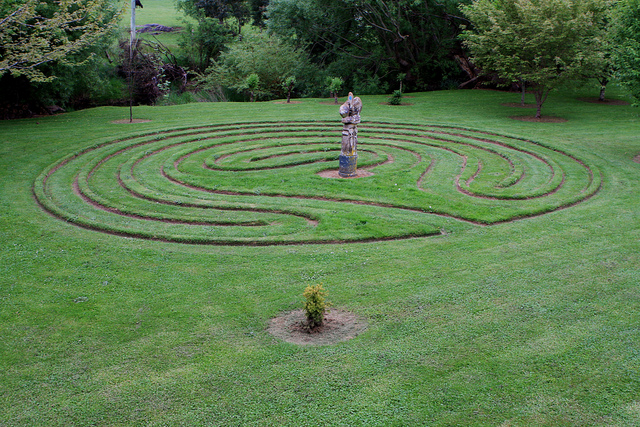 On the Market: Rich People Add Labyrinths to List of Must-Haves