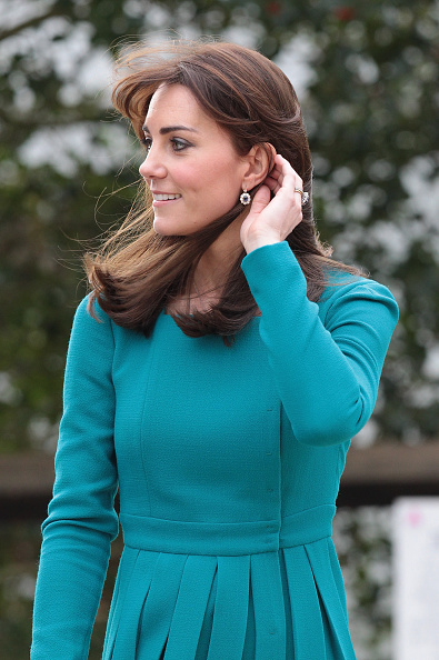 Does Kate Middleton's Dicey Hair Cut Signal the End of the Lob?