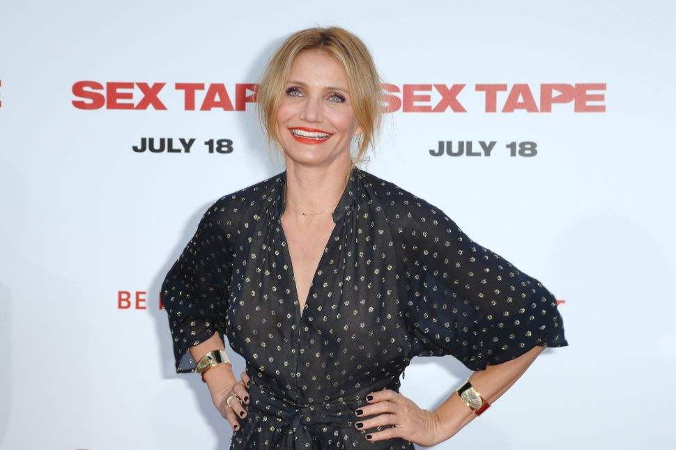There's Something About Greenwich Village: Cameron Diaz Finds a Buyer
