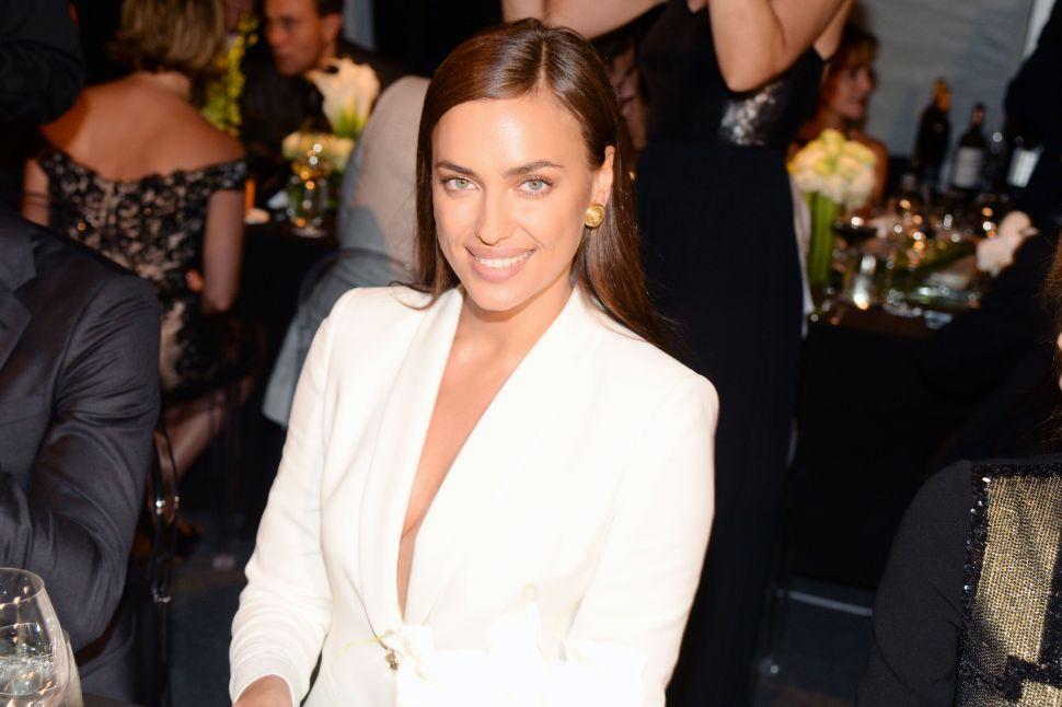 Sports Illustrated Model Irina Shayk Lists Perry Street Loft for $3.9M