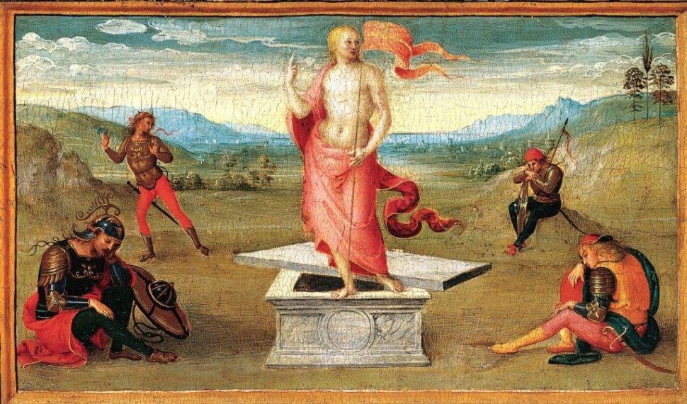 Was Jesus White? Met Museum Hit With Suit Arguing Caucasian Christ Is Discriminatory
