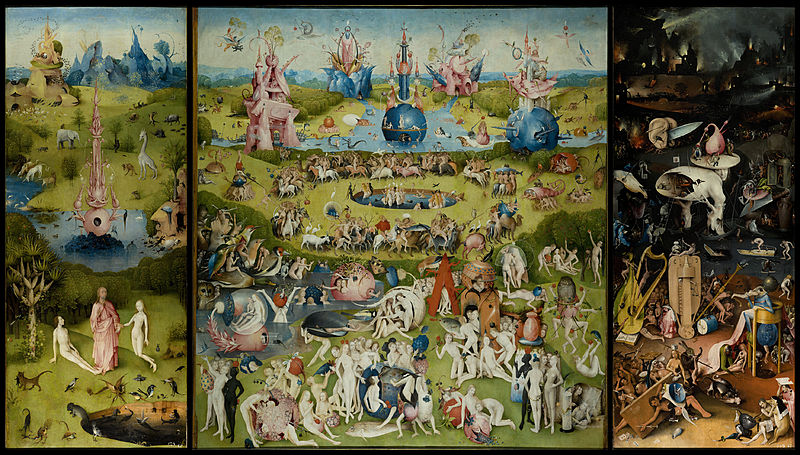 'Garden of Earthly Delights' to Stay at Prado, Broad Museum Counts Visitors, and More