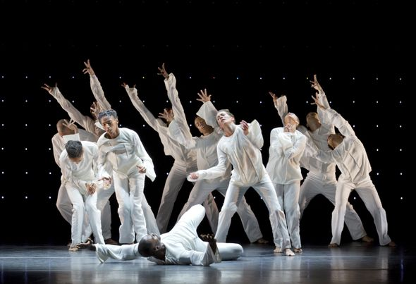 Alvin Ailey's Superb Dancers … And Their Less Than Superb Repertory