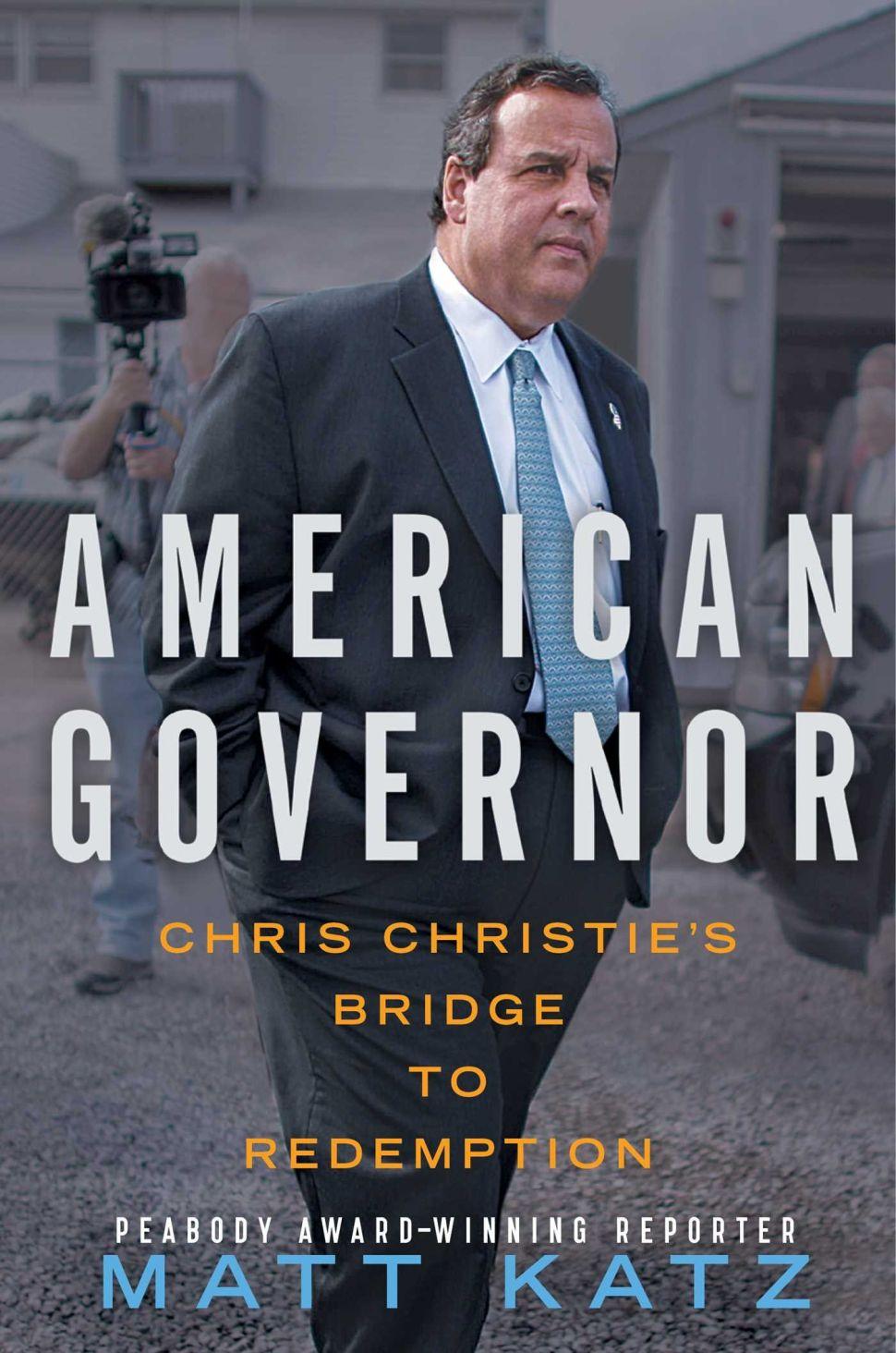 Book Review: Matt Katz's 'American Governor'