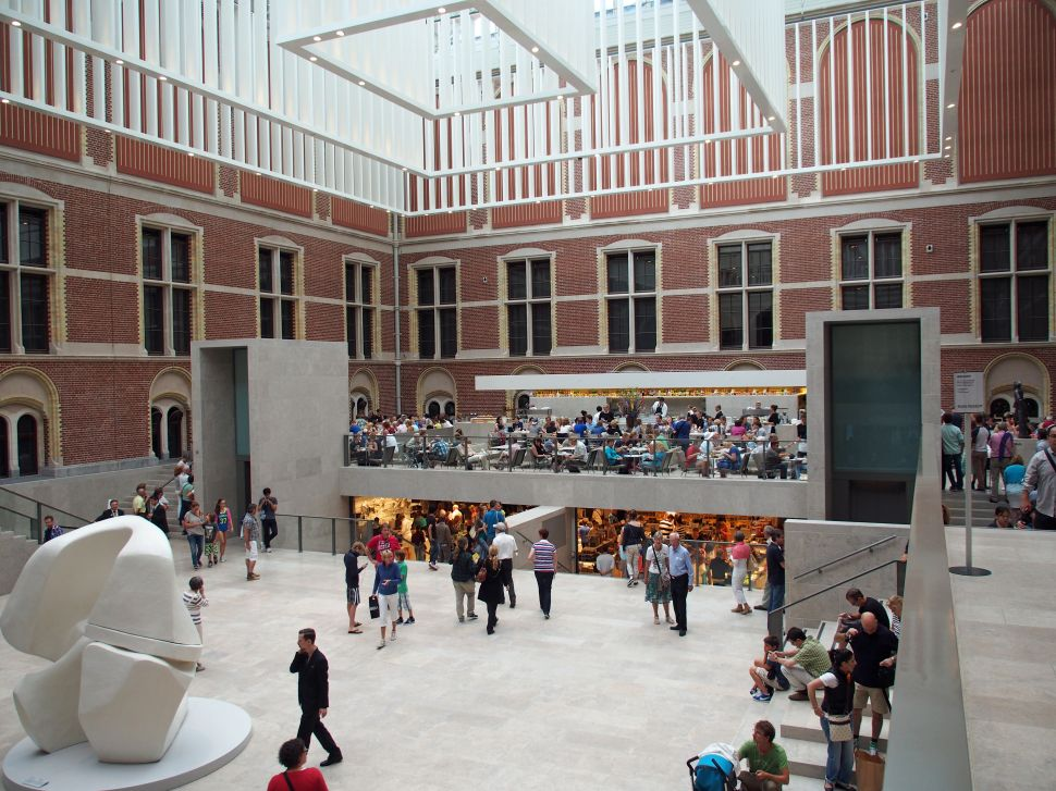 Rijksmuseum Removes Offensive Artwork Titles, Art in General Relocates, and More