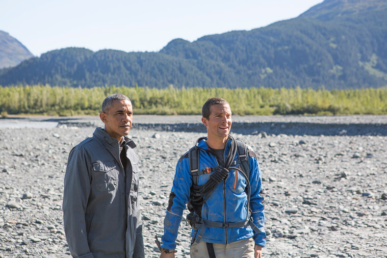 'Running Wild' Recap: Barack Obama Does Not Rule Out Drinking His Own Urine