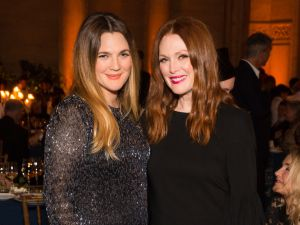 Julianne Moore, Drew Barrymore