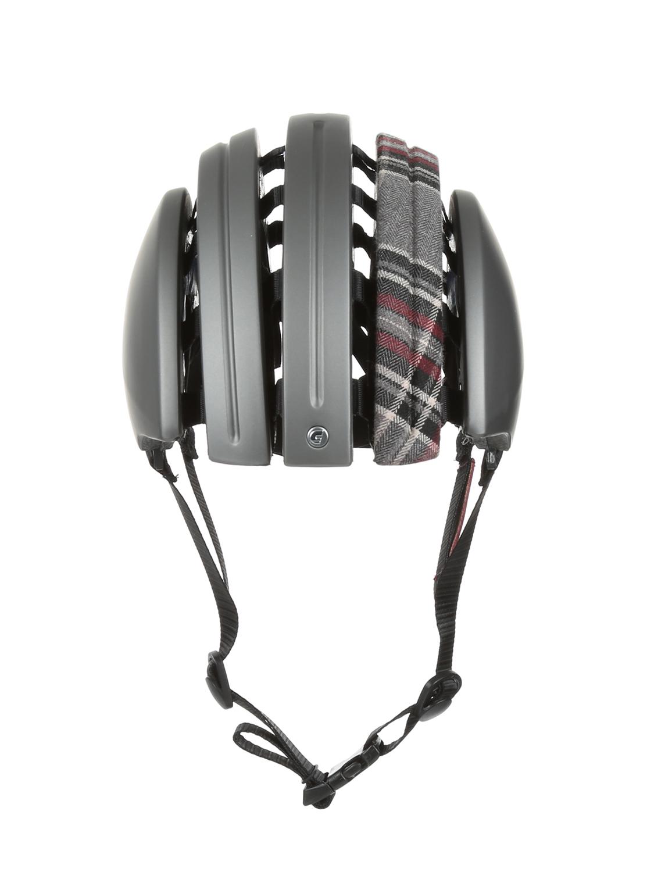 Brooks England Carrera special foldable helmet, $159, MatchesFashion.com (Photo: Courtesy Matches Fashion.