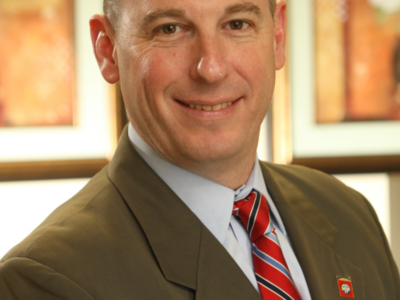 War Vet Cantor to Run for Sheriff Against Golden in Monmouth County