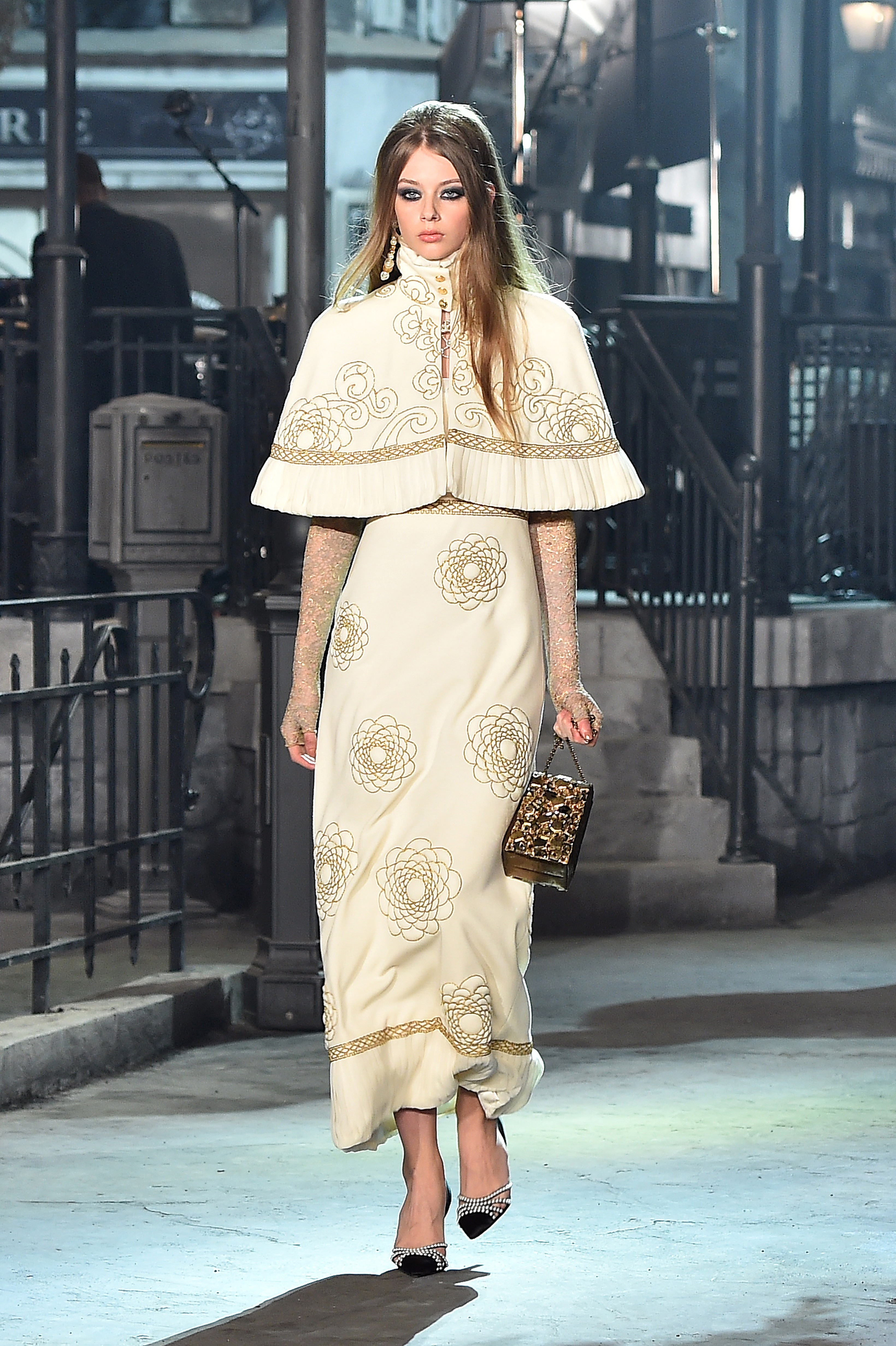 Chanel Pre-Fall 2016 (Photo: Gabriel Bouys/AFP/Getty Images)