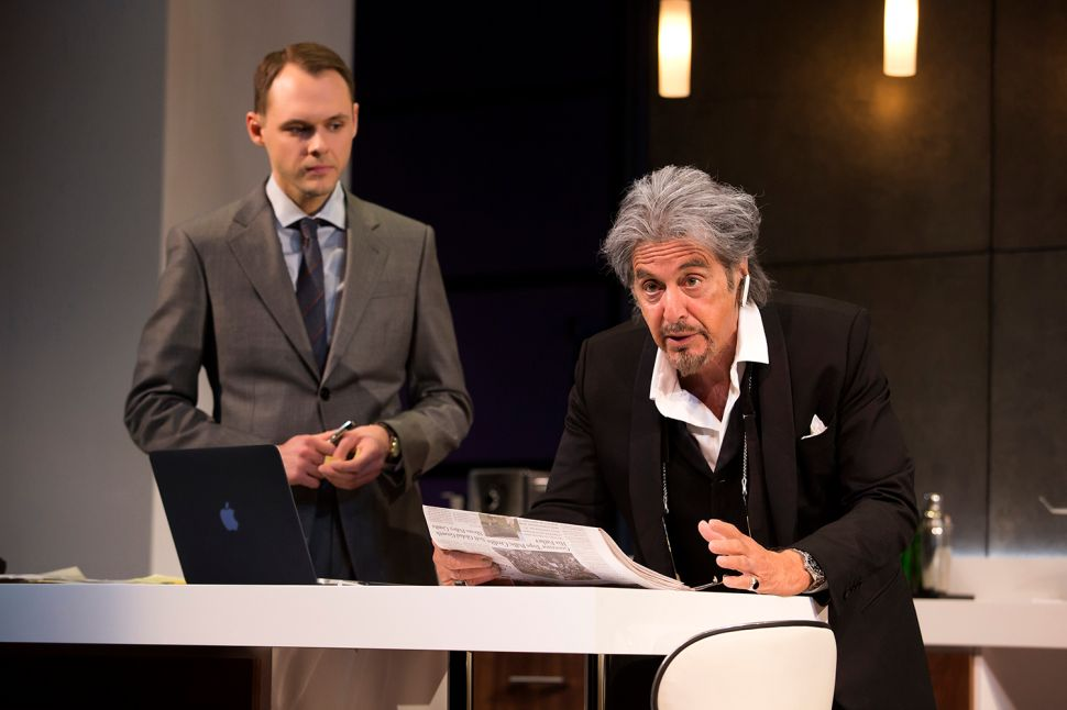David Mamet's 'China Doll' Is the Worst Play Since 'Moose Murders'
