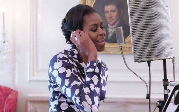 Michelle Obama's College Rap Has Inspired #FlotusBars