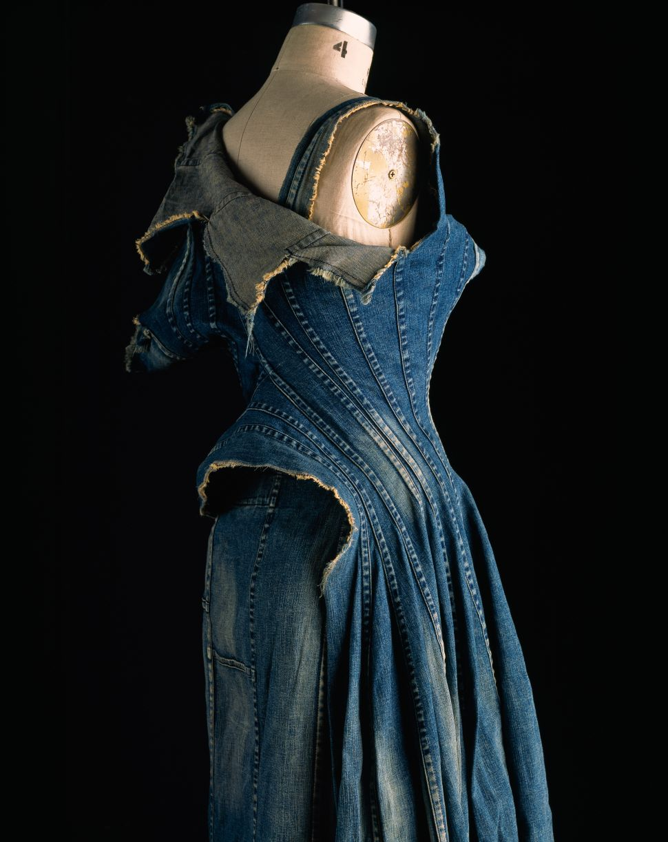 The Museum at FIT Explores Denim's Frontier