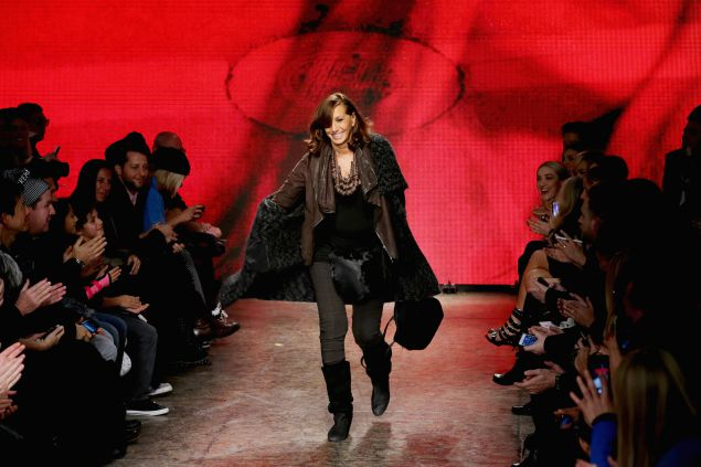 Donna Karan and Carine Roitfeld Launch New Chapters