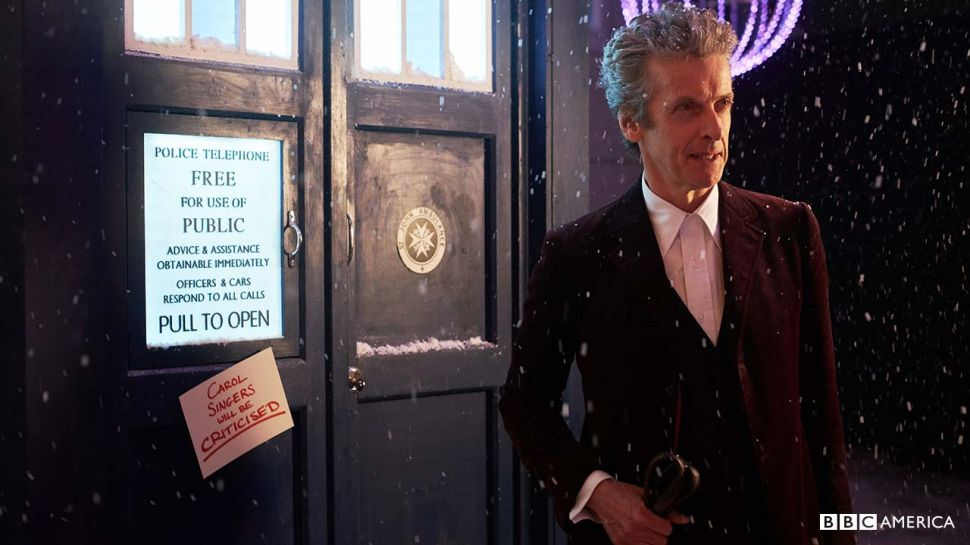'Doctor Who' Season 9 Christmas Special: Wish I Had a River