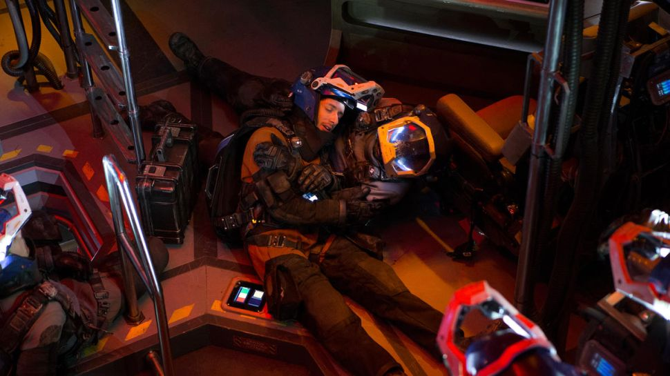 'The Expanse' Recap 1×02: A Galaxy Not So Far Away
