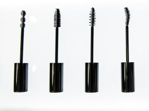 The selection of mascara wands (Photo: Courtesy Eyeko).
