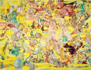 Cecily Brown, Can Can (1998)