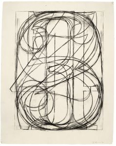 Jasper Johns, 0 Through 9 (1960)