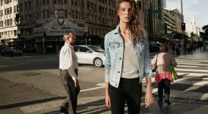 On the streets of L.A. with Daria (Photo: Courtesy AG Jeans).