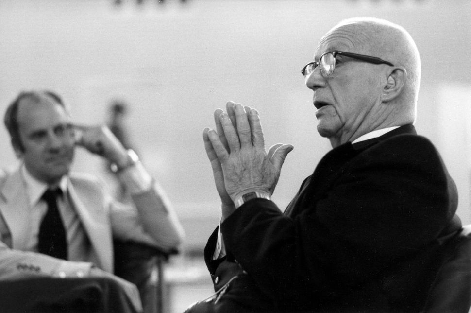 Norman Foster: My Mentor Buckminster Fuller Was Built to Last