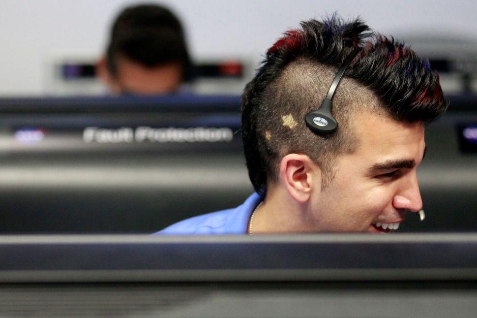 NASA 'Mohawk Guy' Looks for Life on Jupiter's Moon