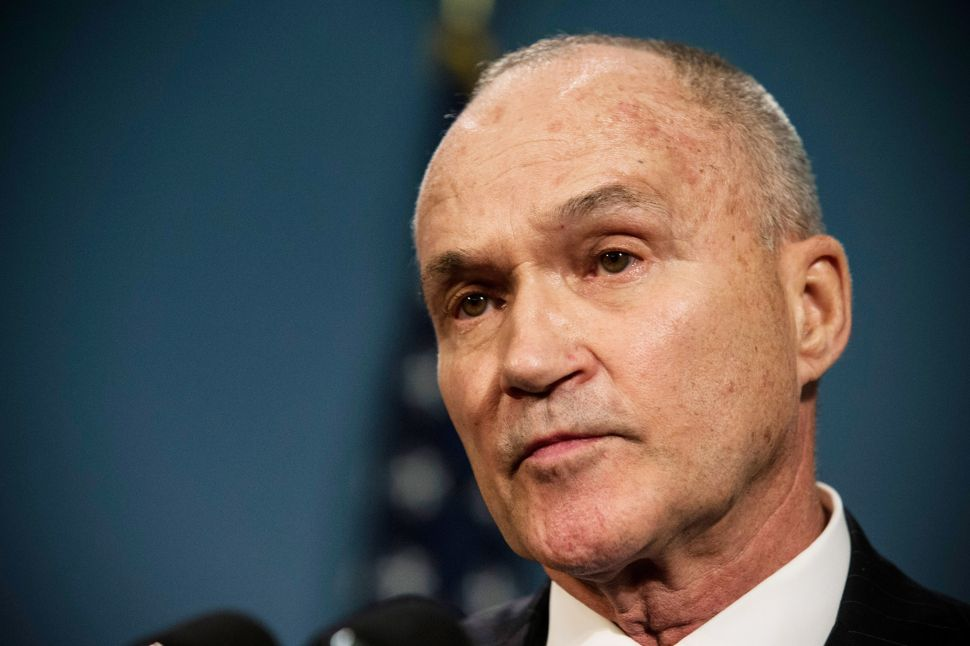 Bill Bratton Says His Relationship With Ray Kelly 'Might Be a Little Strained'