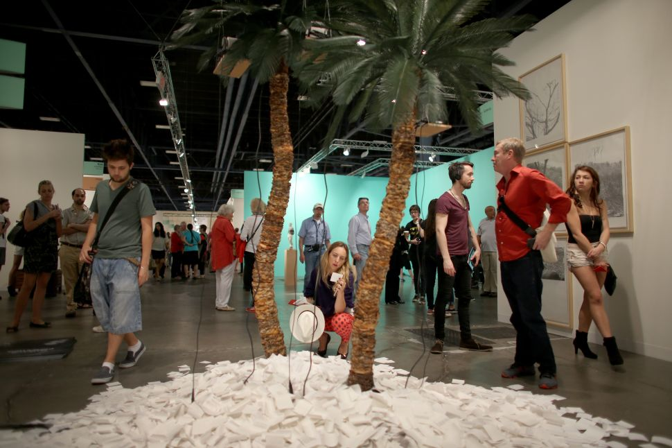 5 Dont-Miss Galleries in Miami's Bushwick, Art Basel Etiquette Explained, and more