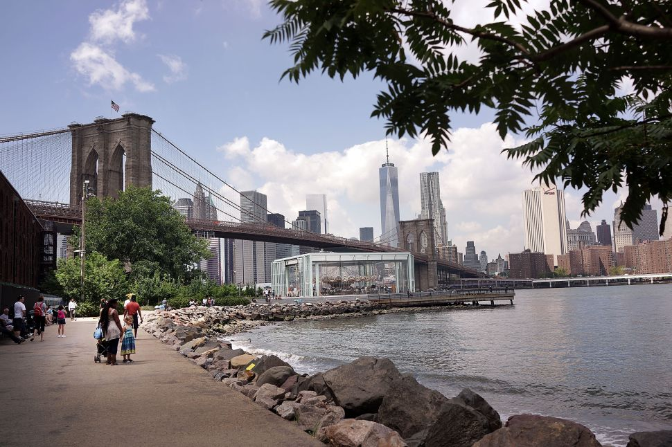 Lower Manhattan & Brooklyn: An Enduring Partnership