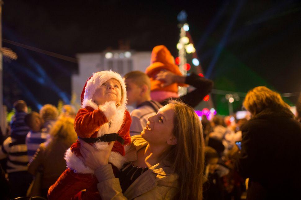 Celebrating Christmas in Israel
