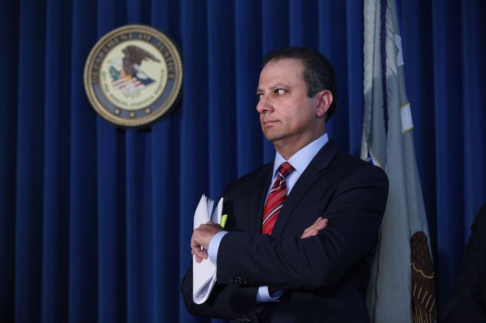 Bharara Promises 'Gory Detail' of Corruption at Core of Cuomo's Office and Agenda