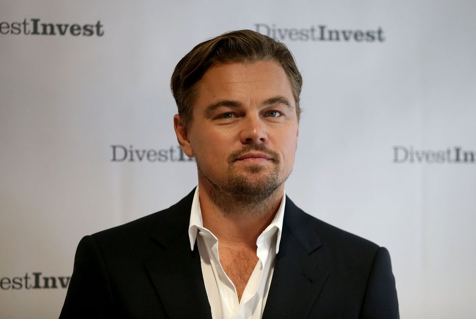 Leonardo DiCaprio: My New Art World Husband