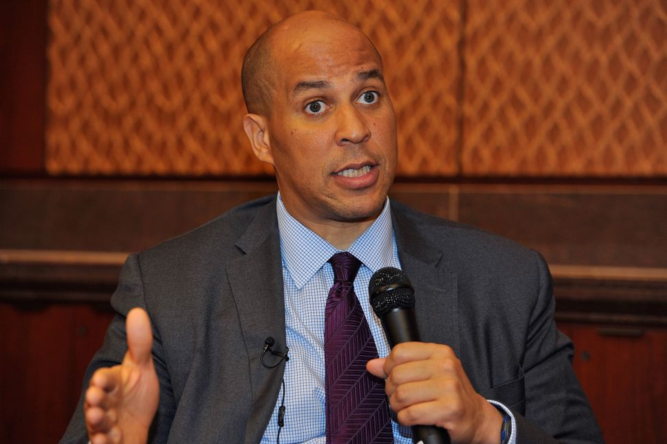 America Was 'Not Normal' Long Before Donald Trump Got Elected, Cory Booker Says