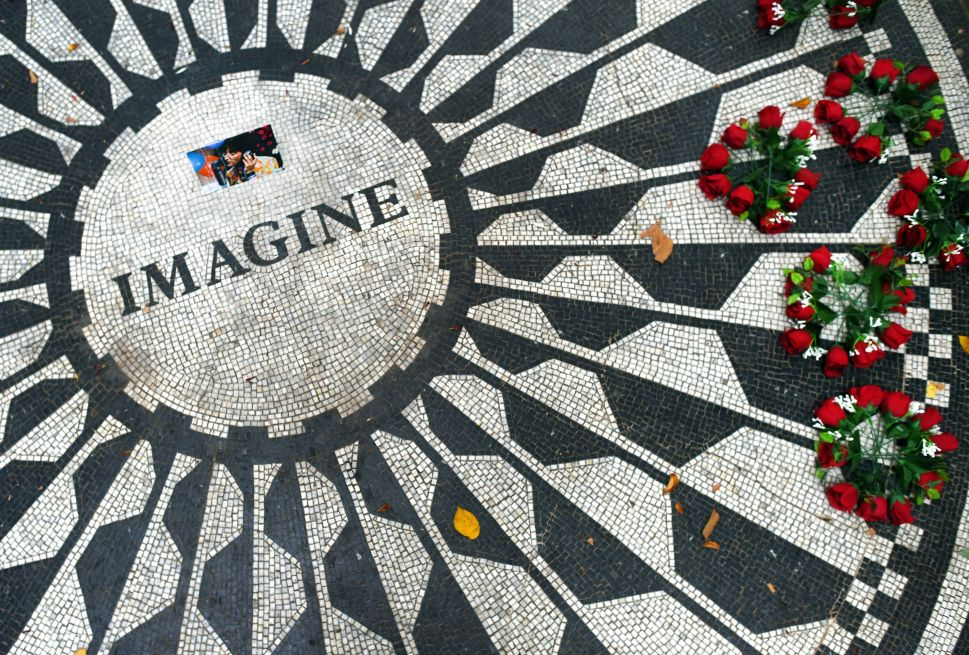Afternoon Bulletin: John Lennon Tributes in Central Park, Met Museum Sued and More