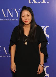 Kenzo's Carol Lim (Photo: Bennett Raglin/Getty Images for Two Ten Footwear Foundation)