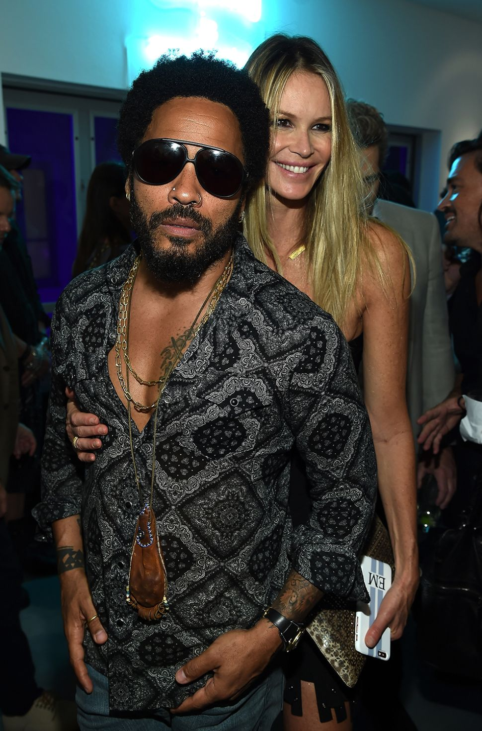 Lenny Kravitz Turns the Lens on Fans With Miami Photo Show