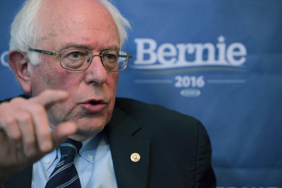 Bernie Sanders Hopes to Woo Blacks in South Carolina With New Ad