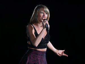 Is Taylor Swift a musician or a singer? (Photo; Graham Denholm/Getty Images)
