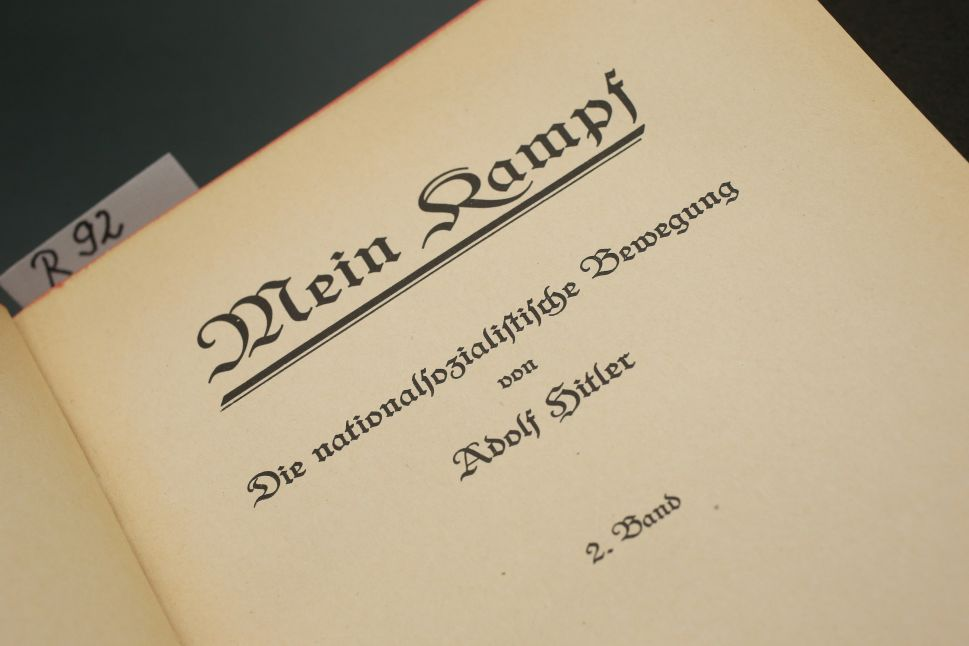 Why Germany Should Publish a Critical Edition of 'Mein Kampf'
