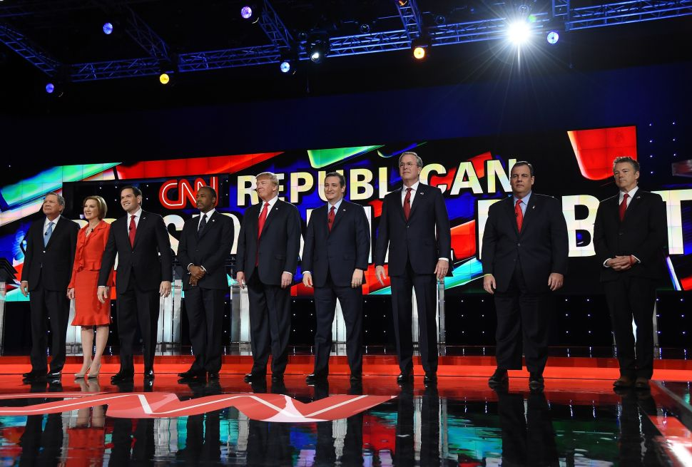 Fifth Republican Debate: Where Each Candidate Excelled and Faltered